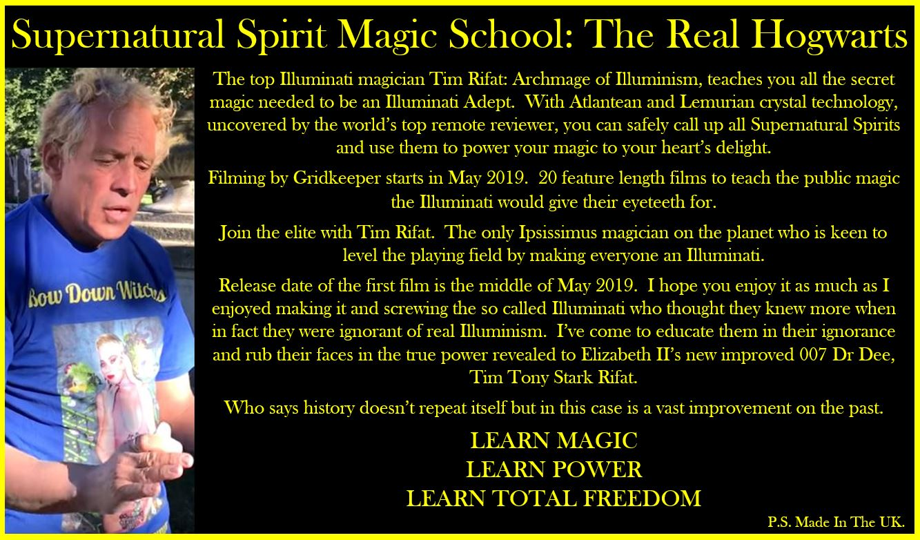 Supernatural Spirit Magic School Introduction